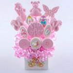 Pink Cuddle Up Lollipop Bouquet