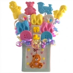 Boy or Girl or Both? Lollipop Bouquet